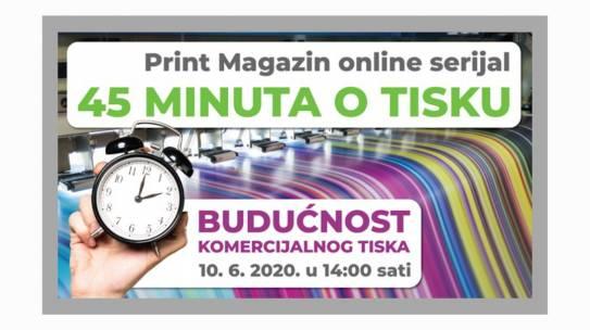 Budućnost komercijalnog tiska